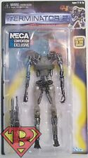 "ENDOGLOW ENDOSKELETON Terminator 2 7"" Action Figure SDCC Comic Con Neca 2015"