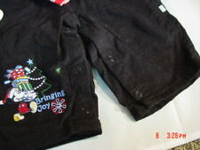 NWT Christmas Outfit Newborn Disney Baby Boy Holiday Corduroy
