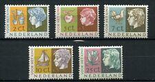 Netherlands 1953 Scott B259-B263 Children's welfare MNH