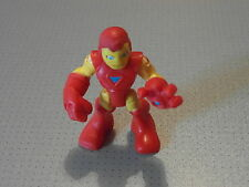 Marvel Super Hero Squad Figura-Iron Man-Nuevo-Suelto-Hasbro (gmt40)