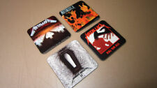 Metallica Drinks COASTER Set