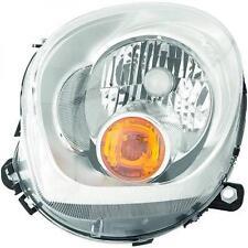 Faro delantero Derecho MINI R60 R61, 10->> flecha arancioDEPO H4 con moto