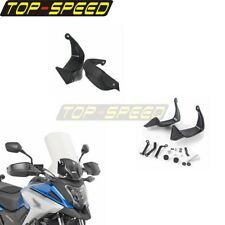Motorcycle ABS Plastic Hand Guard With Steel Bracket Protectors For Honda NC700X