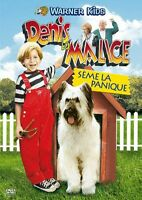 DVD DENIS LA MALICE SEME LA PANIQUE WARNER KIDS OCCASION