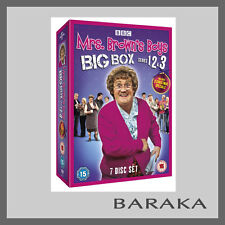 MRS BROWNS BOYS Brown's Big Box Series 1 2 3 + Christmas Special DVD Box Set 1-3