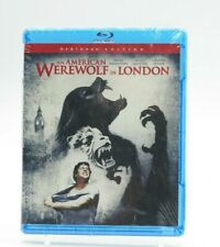 An American Werewolf In London Restored Edition Blu-ray New Free Shipping