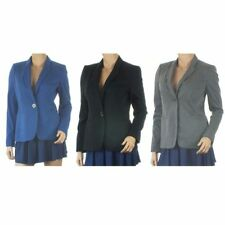 TU Polyester Blazer Casual Coats & Jackets for Women
