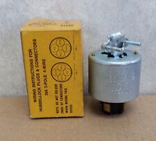 NIP Arrowhart Cooper Wiring  ‑ Plug Angle 30A 250V 3P Electrical supply