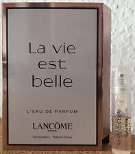 🌴 LANCOME ~ La die est belle ~  Eau de Parfum Probe für SIE NEU/OVP
