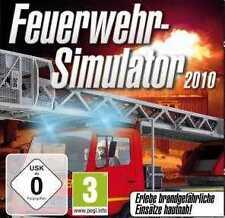 Simulatore Pompieri 2010 * tedesco * NUOVISSIMA