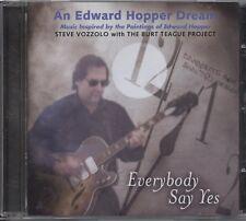 Steve Vozzolo - Everybody Say Yes (An Edward Hopper Dream) CD Album