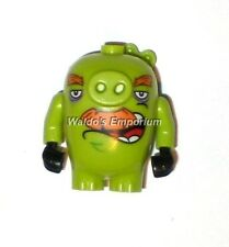Lego Angry Birds Movie MiniFigure, FOREMAN PIG from set 75826, New