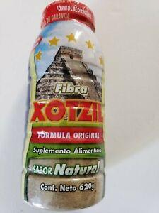 Xotzil Fibra Diet Fiber Natural flavor Lose Weight Formula Original Wt 620g
