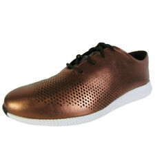 NEW Cole Haan 2.Zerogrand Laser Wing Oxford, Copper Leather, Women Size 10  $300