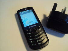SAMSUNG C3630 SENIOR KIDS CHEAP SIMPLE EASY DISABLE PHONE ON VIRGIN+CHARGER
