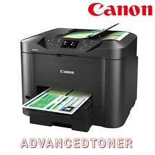 Canon Maxify MB5460 Inkjet Printer with Wi-Fi, 2 P/Trays
