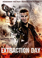 Extraction Day (DVD, 2015) WS Allison  Busner Jeremy Ninaber Aaron Tomlin