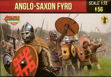 Strelets Models 1/72 ANGLO-SAXON FYRD Figure Set