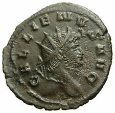 Gallienus Æ Antoninianus (262-263 AD), FORTVNA REDVX
