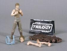 Luke Skywalker Star Wars OTC #01 ESB Dagobah Training handstand loose complete