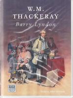 W M Thackeray Barry Lyndon 12 Cassette Audio Book Unabridged FASTPOST