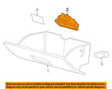 FORD OEM Glove Compartment Box-Latch Handle 5R3Z6306072AAD