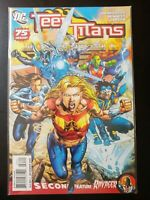 ⚡ TEEN TITANS #75 (2009 DC Comics) VF/NM Book