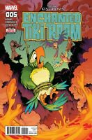 ENCHANTED TIKI ROOM #5 (OF 5) MARVEL COMICS COVER A 1ST PRINT