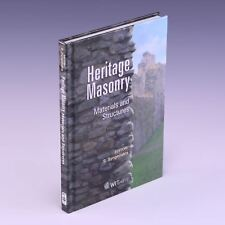 Heritage Masonry: Materials and Structures (WIT Transactions by S. Syngellakis