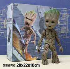 BABY GROOT Life Size 1: 1 Figurine 25cm HOT TOYS Gardiens de la Galaxie Vol 2