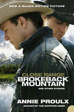 Close Range: Brokeback Mountain and Other Stories, By Annie Proulx,in Used but A
