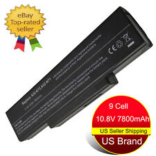 New 9 Cell Battery for ASUS A32-K72 A32-N71 N71 N73 K73E K72J K73S Laptop USA