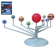 Sunlight Plastic Solar System Celestial Bodies Planets Model Educational Toys RW