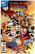 Legion of Super-Heroes in the 31st Century (2007) #20 NM- 9.2 Scarce Final Issue
