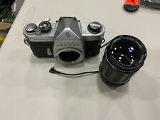 Asahi Pentax Spotmatic SP Camera Body w/ Takumar 135 lense