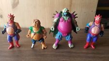 THE PIRATES OF DARK WATER, 1990 HANNA BARBERA ACTION FIGURE LOT. ANIMATED SERIES