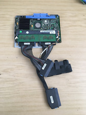 NP007 DELL SAS 6/IR PCI-E RAID CONTROLLER WITH BATTERY + CABLES