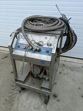Cold Jet ALPHEUS PLT-5X Dry Ice Blaster MiniBlast Dry Ice Blaster Hopper Co2