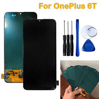 LCD Display Touch Screen Digitizer Assembly TFT Replacement Parts for OnePlus 6T