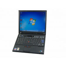 IBM Thinkpad T42 Laptop 1.8Ghz 1GB Ram, 80GB hdd Type 2373 very good condition.