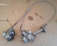 Mikuni 36mm carburetor round slide banshee rd400 rd350 methanol alcohol set