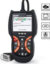 OBD2 Scanner ABS Check Engine Battery Test Code Reader Diagnostic INNOVA 6030P