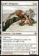 4x Jedit's Dragoons // NM // DD: Venser vs. Koth // Engl. // Magic the Gathering