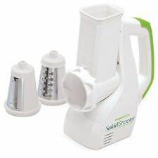 Veggy Slicer Soup Vegetable Chopper Electric Fruit Veggie Cheese Coconut Grater