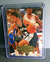 1995-96 Vinny Del Negro Fleer Ultra #161 Basketball Card