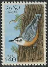 ALGERIE N°705**  Oiseau : La Sitelle , 1979 Algeria bird MNH