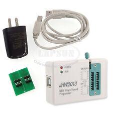 Brand New JHW2013 USB Programmer Program for 24 25 93 EEPROM 25 Flash Bios Chip