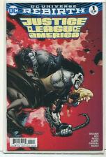 Justice League Of America  Set 1- 27 NM  Rebirth DC Comics CBX2B
