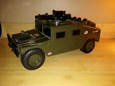 2001 Hasbro GI Joe Humvee Army Anti Tank Unit  * MUST SEE!!! *