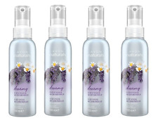 4 AVON Linen/Room & Body Spray, Lavender & Chamomile Fragrance,  Aids Sleep!